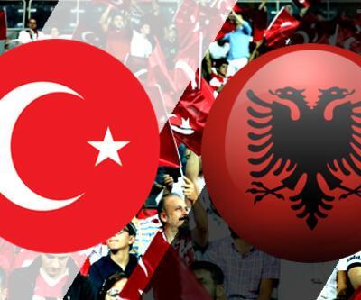 Milli maç hangi kanalda? Türkiye Arnavutluk maçı ne zaman, saat kaçta?