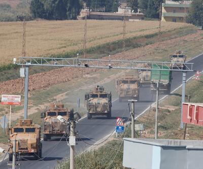 Sınırda askeri hareketlilik devam ediyor