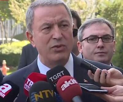 Harekâtın ardından Hulusi Akar'dan ilk açıklama: Mehmetçiğin morali çok yüksek