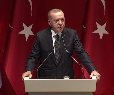 Son dakika... Cumhurbaşkanı Erdoğan'dan Mısır ve Suudi Arabistan'a sert tepki