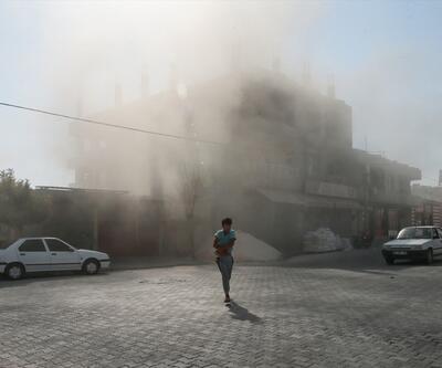 Son dakika: Hainler Akçakale'de sivilleri hedef alıyor