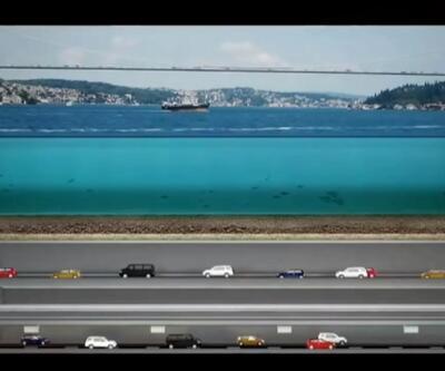 3 katlı Büyük İstanbul Tüneli ihalesi ilanı
