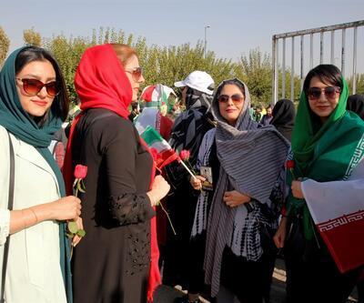 İran'da 40 yıl sonra bir ilk