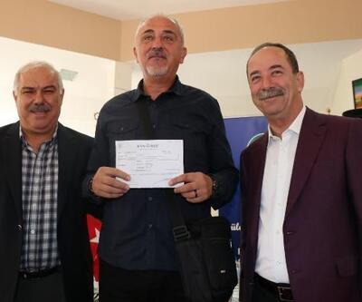 Edirne'de amatör kulüplere 153 bin liralık yardım