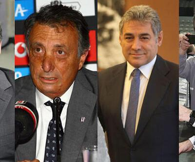 Beşiktaş seçime 4 adayla giriyor