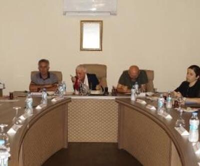 Finike Belediye meclisi toplandı