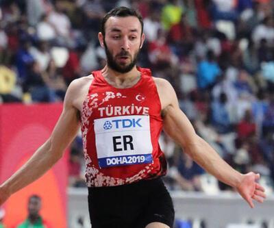 Milli atlet Necati Er Avrupa'da 'Yılın Parlayan Yıldızı' ödülüne aday