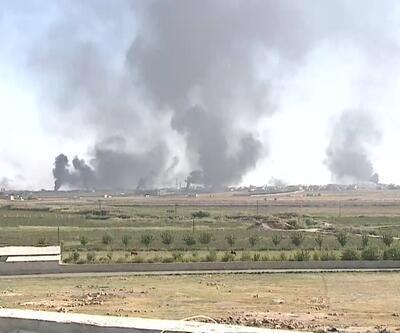Suriyeli Kürtlerden Barış Pınarı'na destek