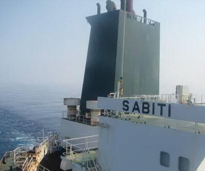 Son dakika...  Cidde limanı açıklarında İran'a ait petrol tankerinde patlama