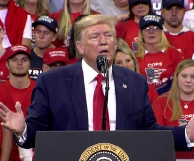 Trump Harekatla ilgili konuştu