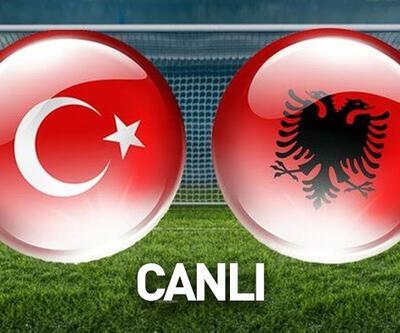 Türkiye Arnavutluk CANLI YAYIN
