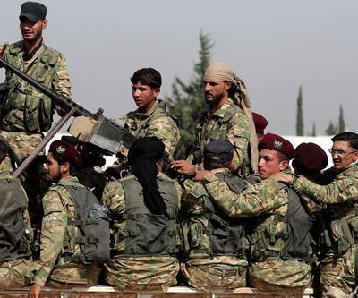 Suriye Milli Ordusu'ndan 500 asker yola çıktı