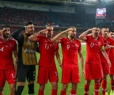 Türkiye 1-0 Arnavutluk MAÇ ÖZETİ
