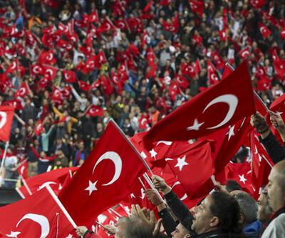 Fransızlar korktu! 40 bin Türk stadı doldurabilir