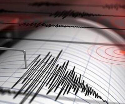 Akdeniz'de 3.7'lik deprem