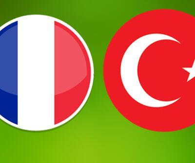 Fransa Türkiye maçı ne zaman? A Milli Takım Fransa deplasmanında