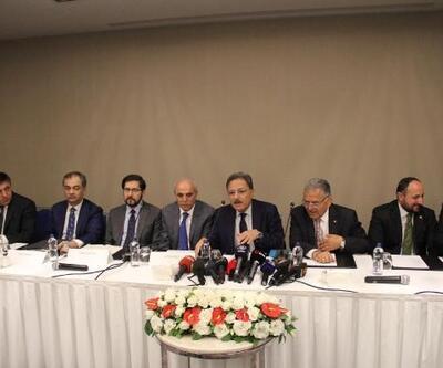 Cumhurbaşkanlığı Yerel Yönetim Politikaları Kurulu, Kayseri'de
