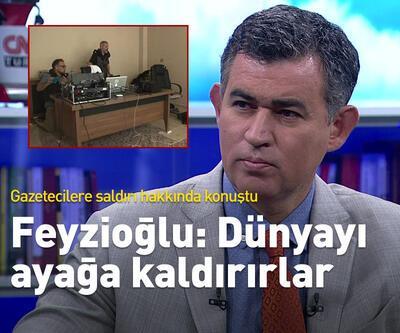 Metin Feyzioğlu'ndan Barış Pınarı Harekatı açıklaması