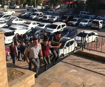 Yüz nakli olan Recep Sert silahlı saldırıdan tutuklandı