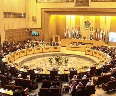 Arap Birliği'ne damga vuran hareket! Yayını kestiler