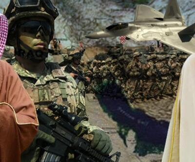 Onaylandı! ABD'den Suudi Arabistan'a havadan ve karadan destek