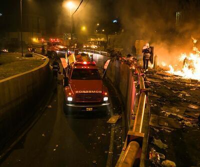 Ülkede ortalık karıştı: 6 kişi öldü, 937 kişi yaralandı