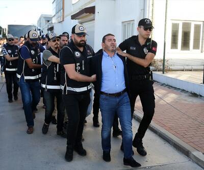 Adana merkezli organize suç örgütü operasyonunda 33 kişi tutuklandı