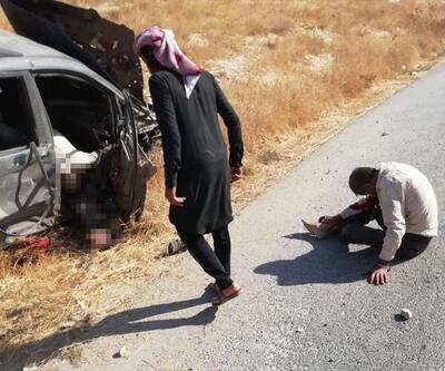 YPG/PKK füzeyle sivilleri vurdu: 2 ölü