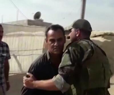 Suriye Milli Ordusu yerel halkla buluştu