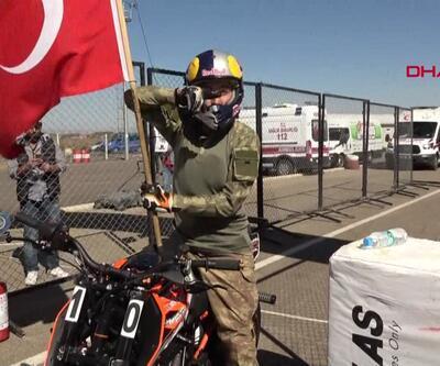 Barış Pınarı Harekatı'na destekler devam ediyor