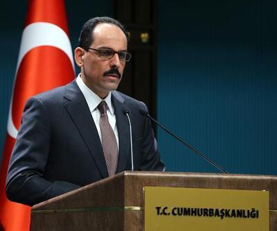 Cumhurbaşkanlığı Sözcüsü İbrahim Kalın: Hedeflerimize ulaşana kadar durmak yok