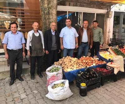 Kaymakam Karacan, köy ve belde ziyaretlerini sürdürüyor