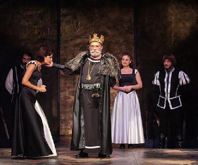 Hem çevirdi, hem oynadı! Haluk Bilginer'den 'Kral Lear' yorumu