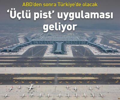 """""""Üçlüpist"""" uygulaması ABD'den sonra Türkiye'de olacak"""