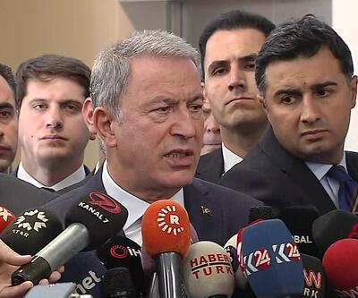 Bakan Akar, Kemal Kılıçdaroğlu'nu ziyaret ediyor