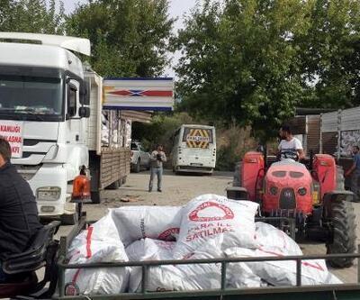 Mut SYDV'dan bin 380 ton kömür