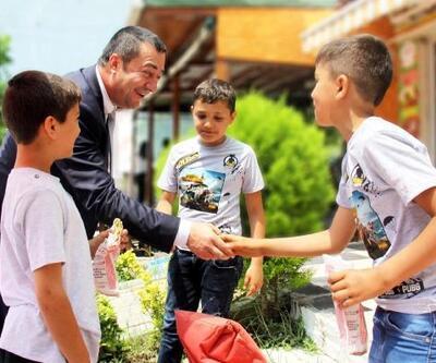 Subaşı'nda çocuk parkları 24 saat 24 kamera ile izlenecek