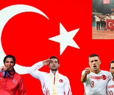 Türk sporunda muhteşem hafta!