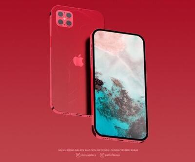 Çentiksiz iPhone isteyenler bu konsepte bayılacak