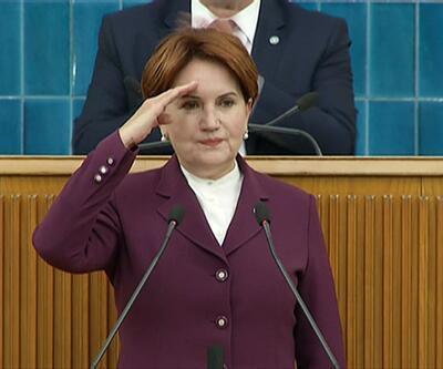 Akşener: Mehmetçiğimiz harekatın pınarı
