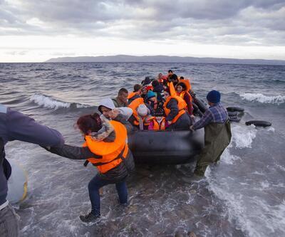 10 ayda 336 bin 707 göçmen yakalandı