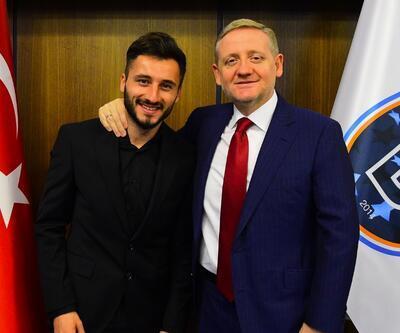 Enver Cenk Şahin Türkiye'ye döndü