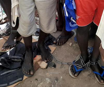 1 ay içinde ikinci 'işkence evi' ortaya çıktı: Zincirlenmiş 67 kişi kurtarıldı