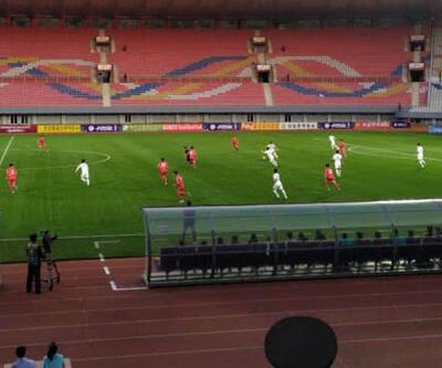 Kuzey Kore-Güney Kore maçı golsüz bitti