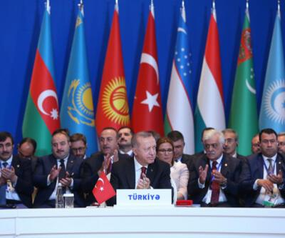 Türk Konseyi Liderler Zirvesi'nden ortak 'Barış Pınarı' bildirisi