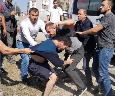 Bursa'da kaza sonrası kavga çıktı