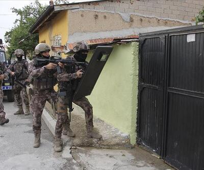 DEAŞ ve PKK'ya dev operasyon ! 3 günde 391 kişi gözaltına alındı