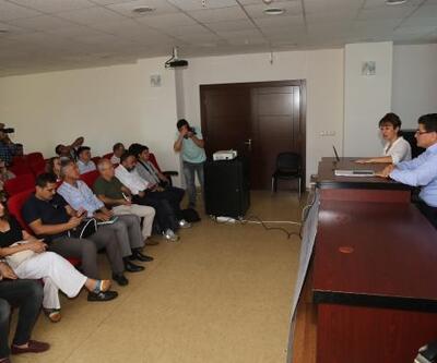 Belediye, AB destekli Proje eğitimlerine başladı