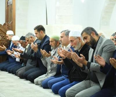 Yeşilyurt'ta Mehmetçik için Fetih suresi okundu