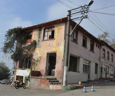 Yeniköy Mahallesi'nde meydan çalışması başladı